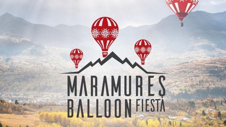 Maramureș Balloon Fiesta 2017, ediția a patra, 28 septembrie - 1 octombrie