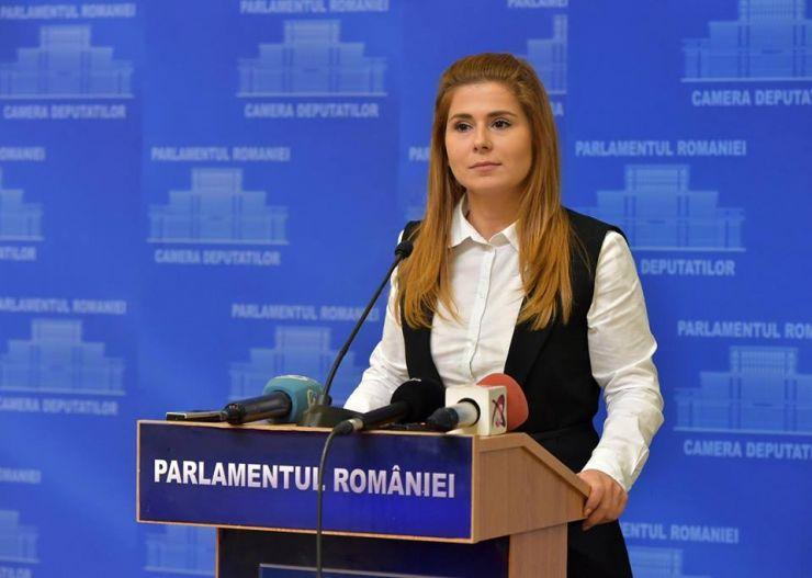 Ioana Bran, propusă ministru al Tineretului şi Sportului, avizată favorabil în comisie