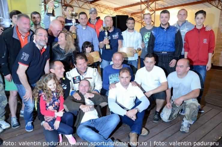 """Rally Raid 2015. Tofeul """"PAUL BADEA"""" rămâne la Satu Mare"""