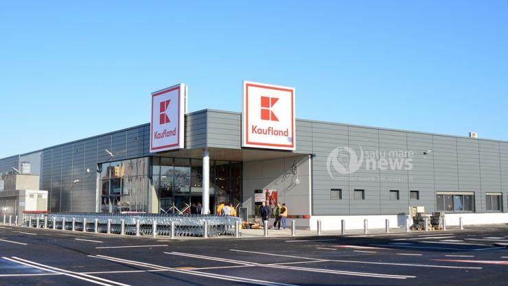 Kaufland deschide săptămâna viitoare cel de-al doilea magazin din Satu Mare