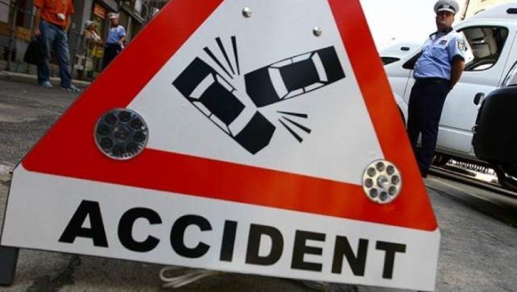 Sătmărean implicat într-un accident în Inand