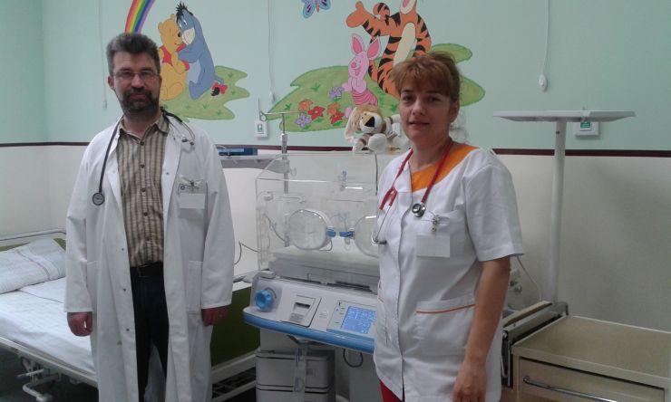 Secția Tășnad a Spitalului Județean de Urgență Satu Mare, dotată cu aparatură medicală din Germania