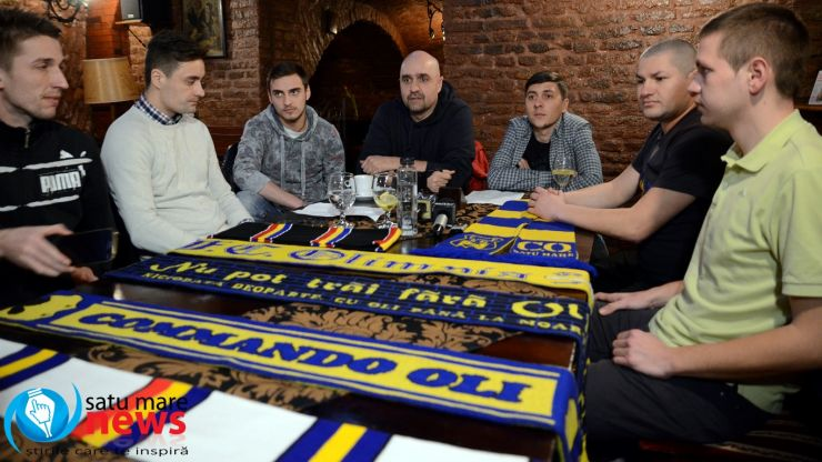 """""""Peluza Sud"""": Președintele clubului Olimpia, Dan Băbuț, vinovat de management prost și aroganță"""