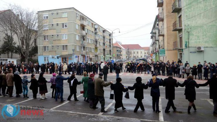Unirea Principatelor Române, la Satu Mare. Programul manifestărilor din 24 ianuarie