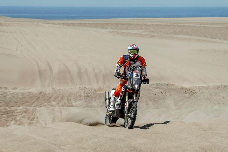 Dakar 2018   Mani Gyenes, locul 30 la general, după primele șase etape