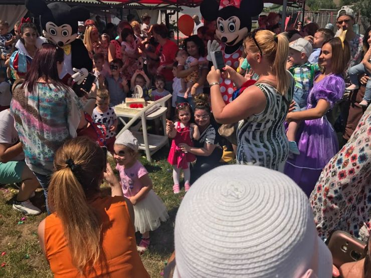 Clinica Gynoprax și-a sărbătorit copiii
