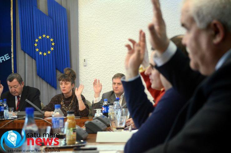 Bugetul județului Satu Mare a fost votat