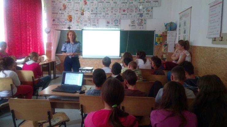 Ziua siguranţei pe internet la Şcoala din Andrid