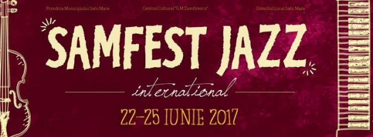 Samfest Jazz International, în weekend, la Satu Mare