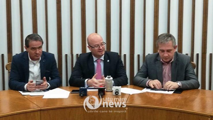 """Kereskenyi Gabor, la bilanț: """"Anul 2017 a fost anul reparațiilor și al proiectelor"""""""
