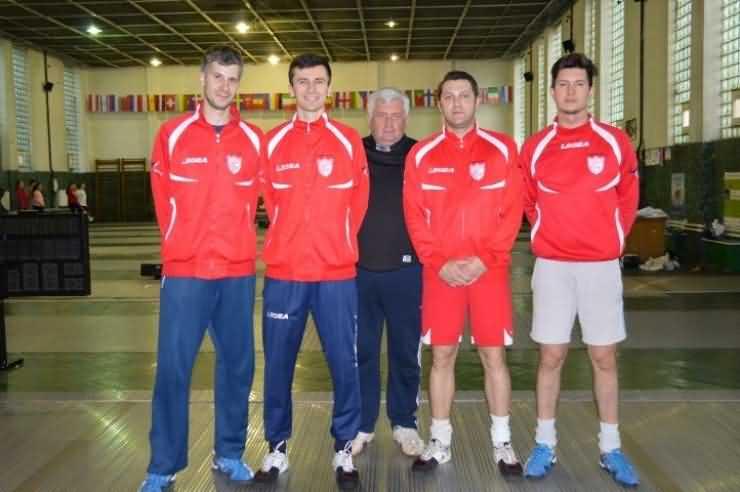 România, locul 16 la etapa de Cupă Mondială la spadă seniori masculin de la Paris