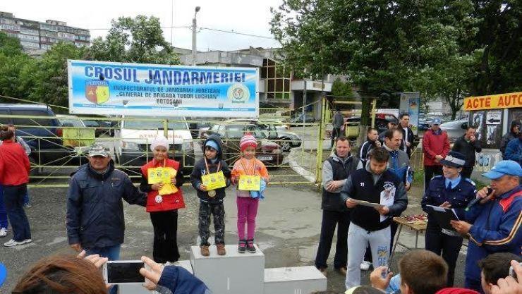 Sâmbătă are loc prima ediție a Crosului Jandarmeriei Sătmărene