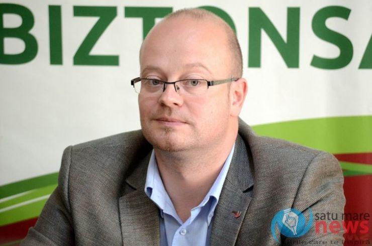 Kereskenyi Gabor, candidatul UDMR Satu Mare la fotoliul de primar