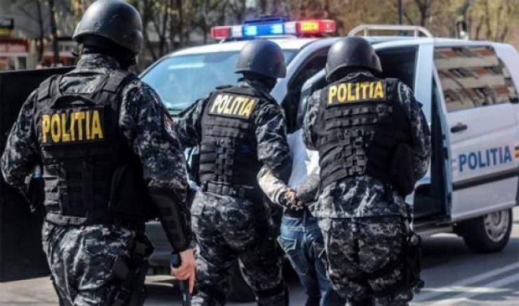 Percheziție domiciliară la un sătmărean, efectuată de polițiștii de investigare a criminalității economice