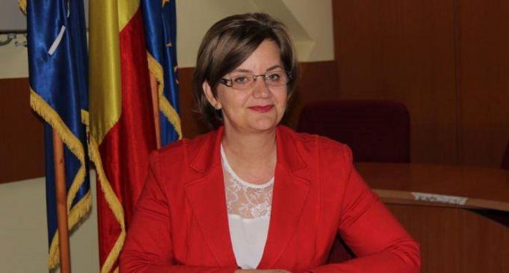 Aurelia Fedorca, noul președinte al PSD Satu Mare