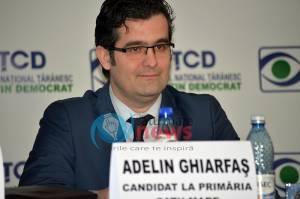 De la PC, la PNȚCD. Adelin Ghiarfaș, candidat la Primăria Satu Mare