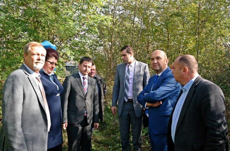 Prefectul Radu Bud continuă diligenţele pentru redeschiderea punctului de mic trafic de la Tarna Mare - Hija (Ucraina)