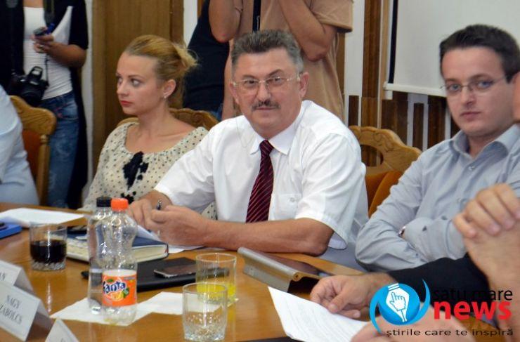 Membri noi în Consiliul Director al FC Olimpia Satu Mare