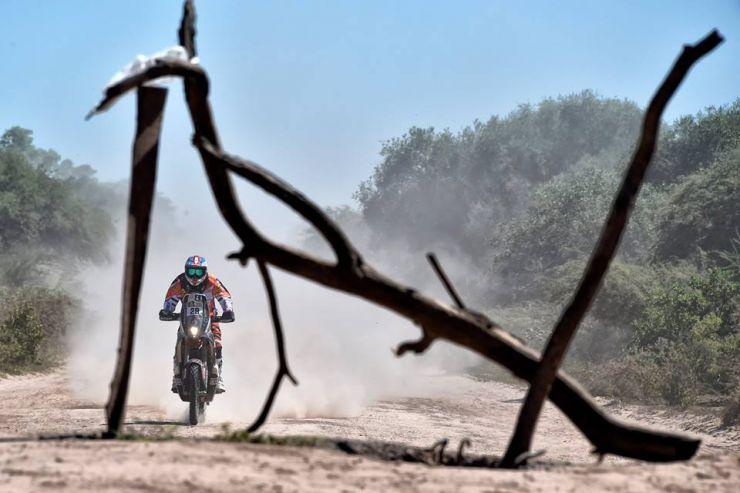 Dakar 2017 | Emanuel Gyenes #29 a urcat pe locul 23 la general