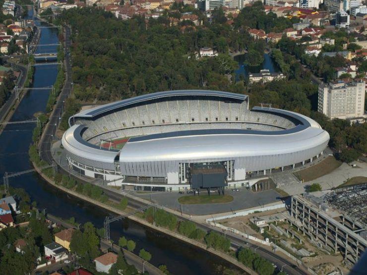 "Cluj-Napoca, oraș Candidat la titlul de ""European City of Sport 2018"""