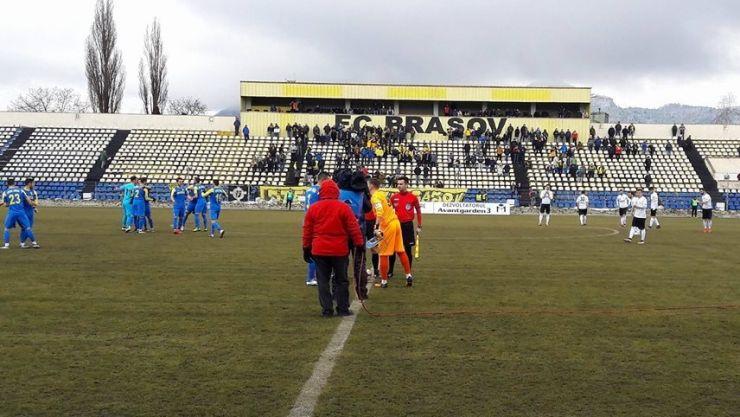 Liga 2 | FC Olimpia Satu Mare câștigă la Brașov și urcă pe locul doi în clasament