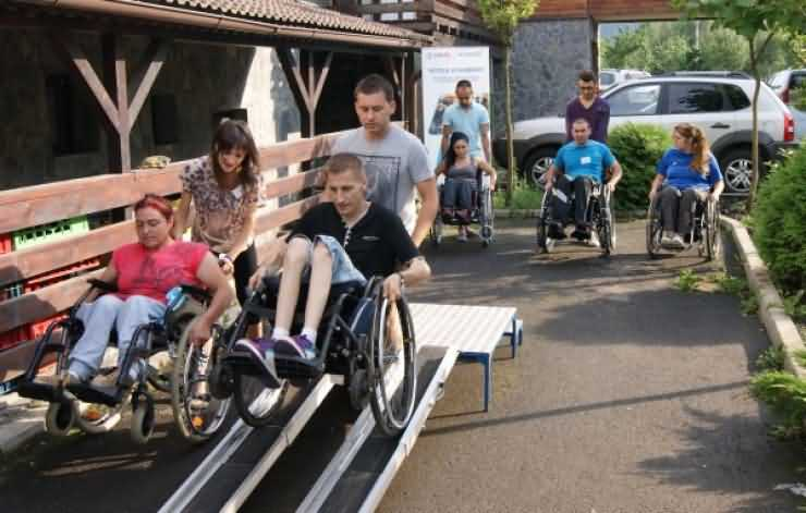 Tabără pentru persoanele cu dizabilități. A fost prelungit termenul depunere a dosarelor