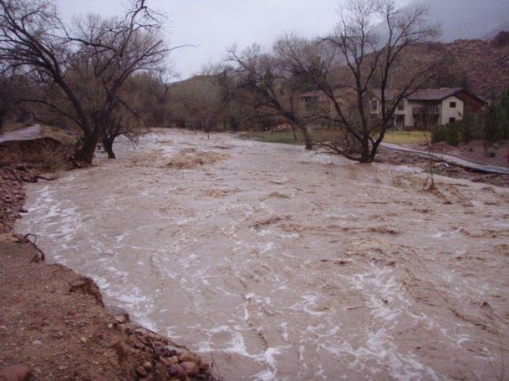 Cod galben de inundații pe râurile Someș și Tur