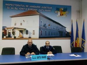 Adjunct nou la Jandarmeria Satu Mare