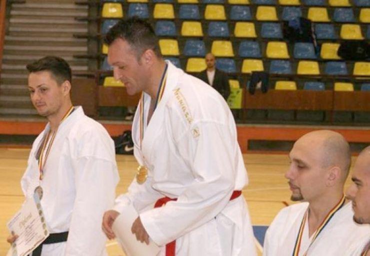 Pompierul sătmărean Florin Curileac, campionul absolut al pompierilor din România