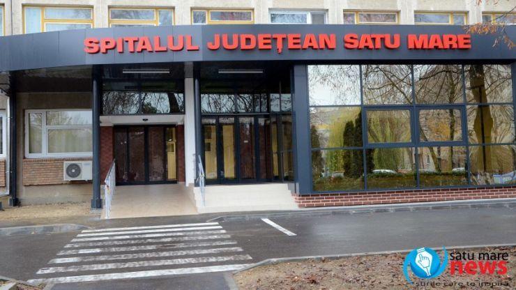 Spitalul Județean de Urgență Satu Mare, amendat cu 5.000 de lei