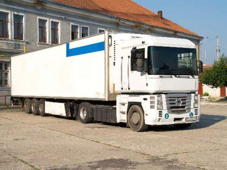 Automarfar furat din România, descoperit la frontieră
