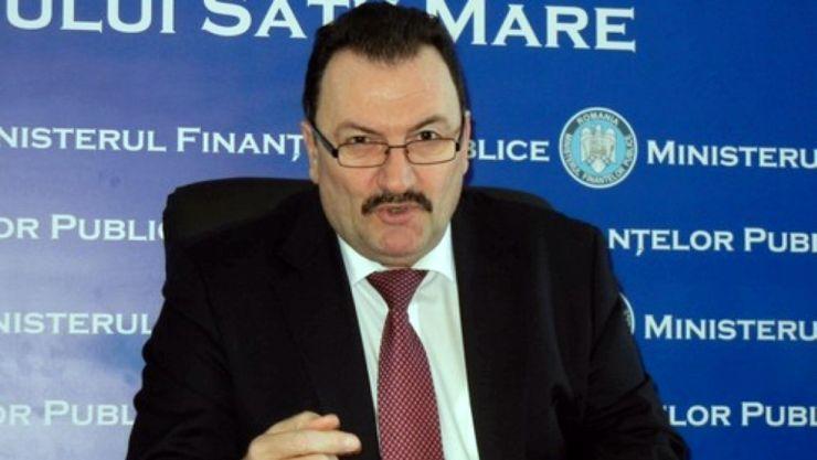 Fostul director al Finanțelor Publice Satu Mare, Mircea Ardelean, condamnat la 8 ani de închisoare