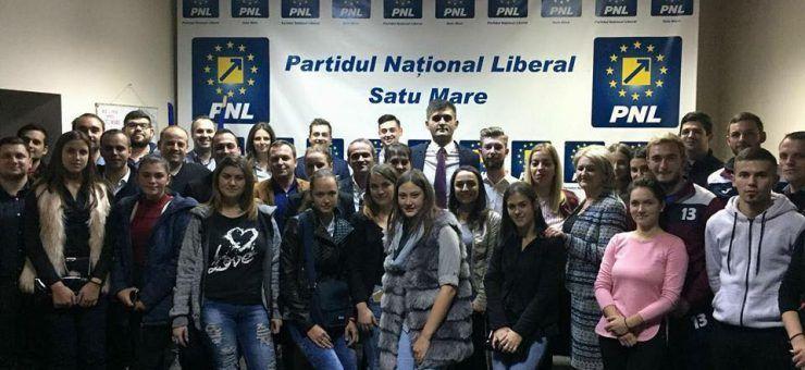 Victor Ioan Cernea, noul președinte al TNL Satu Mare