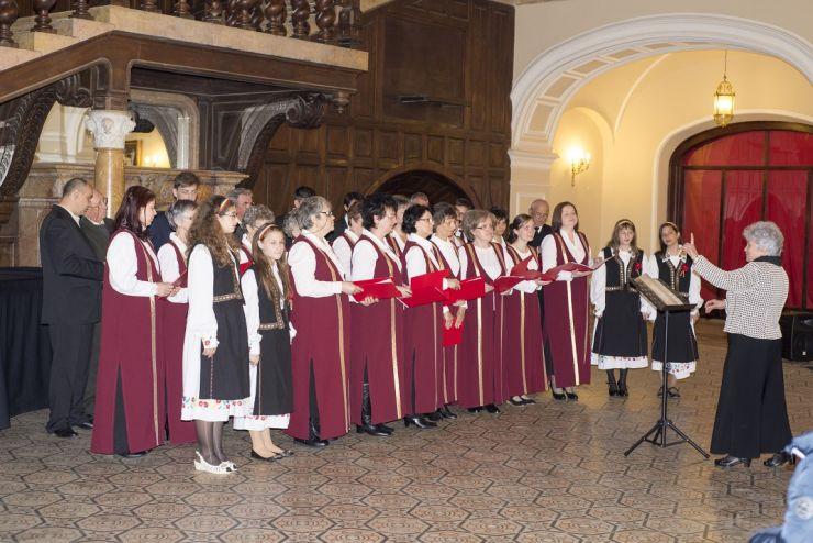 Concert coral extraordinar de Paşte la Castelul din Carei