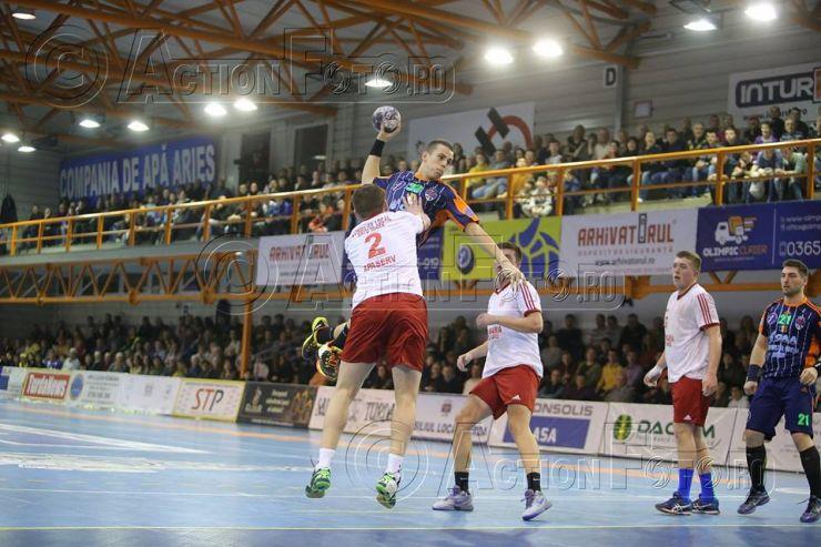 Liga Zimbrilor |  AHC Potaissa Turda 26 - 23 CSM Satu Mare
