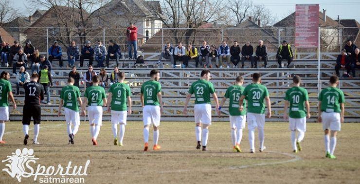 Liga 3 | Recolta Dorolț, învinsă la Zalău