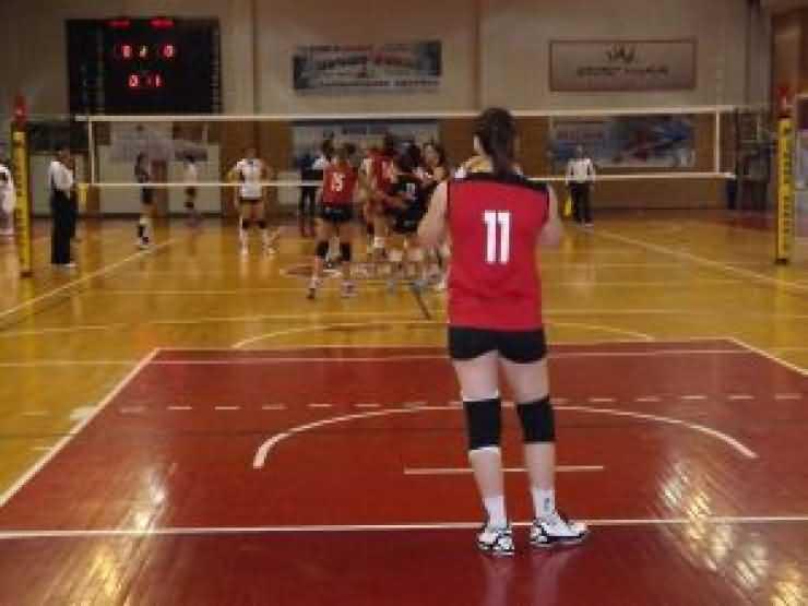 VOLEI. CSM Satu Mare-CSM București 0-3