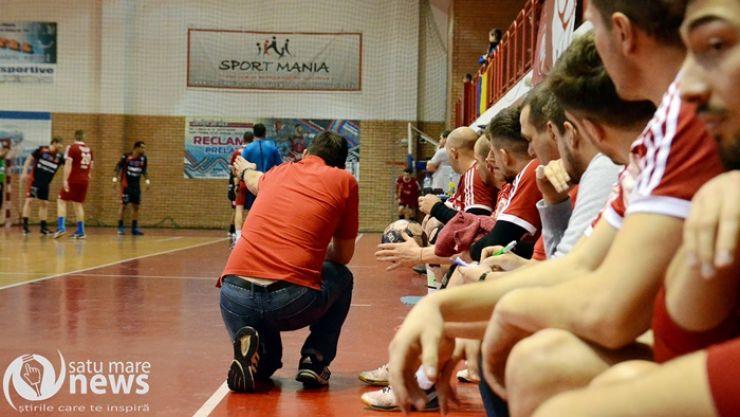 Handbal | Înfrângere usturătoare pentru CSM Satu Mare