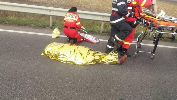 Accident mortal la Culciu Mic