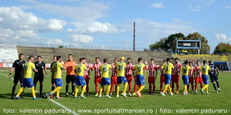 Fotbal. Cupa României: Olimpia învinsă în prelungiri de băimăreni (Foto&Video)