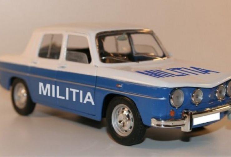Dacia 1300 Miliţie și Dacia 1300 Securistă neagră vor fi prezente la parada mașinilor de epocă