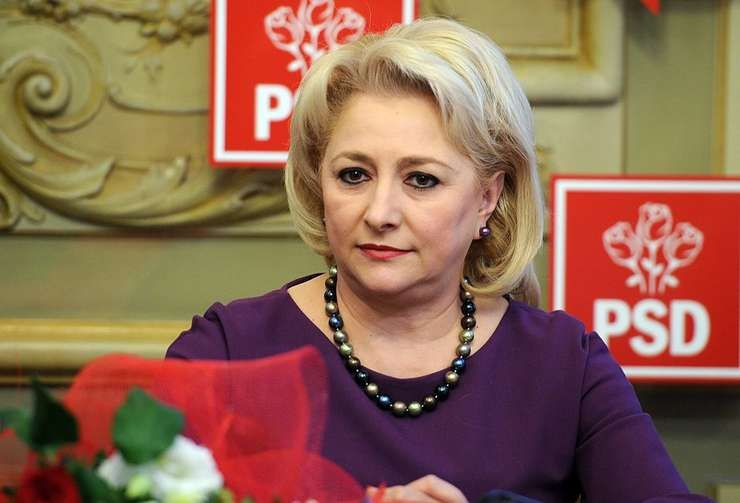 Viorica Dăncilă a fost desemnată premier de Klaus Iohannis
