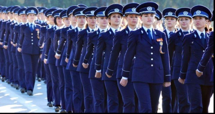 Zeci de sătmăreni își doresc o carieră de poliţist