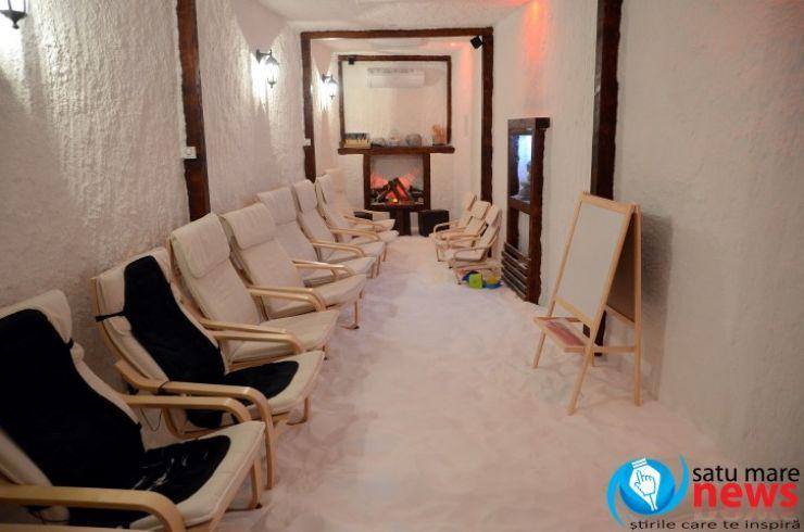 """Afacere inedită: prima salină artificială din Satu Mare, o afacere cu """"aur alb"""""""