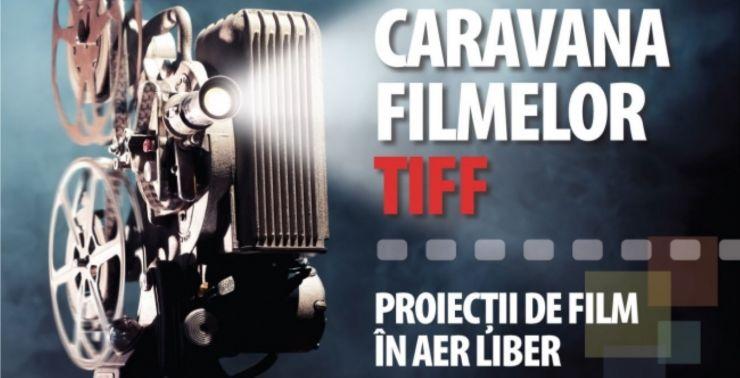 Caravana Filmelor TIFF va ajunge la Satu Mare