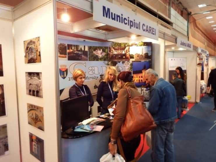 Careiul va fi prezent la Târgul de Turism al României la București