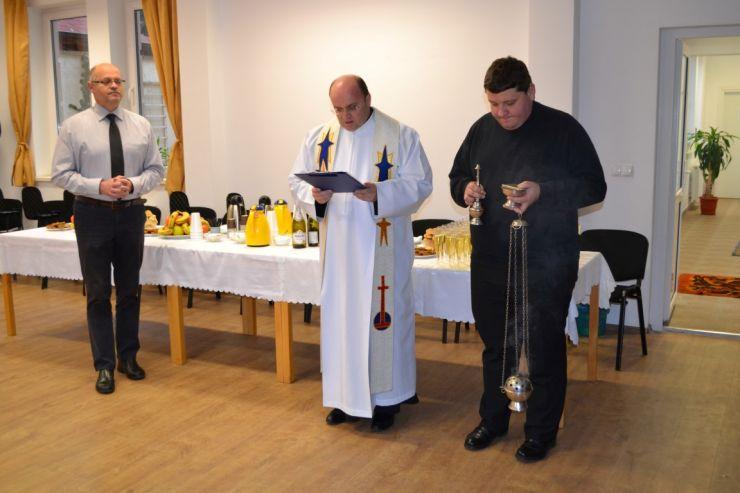 Caritas Satu Mare s-a mutat în sediu nou