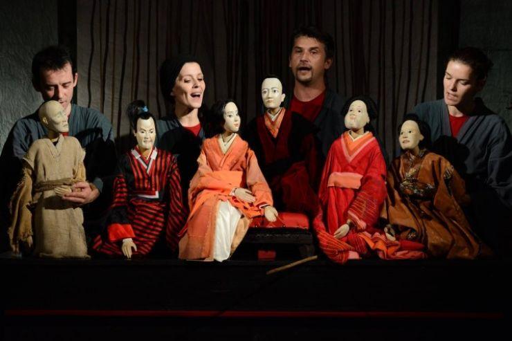 Teatrul de păpuși Brighella evoluează la festivalul din Oradea