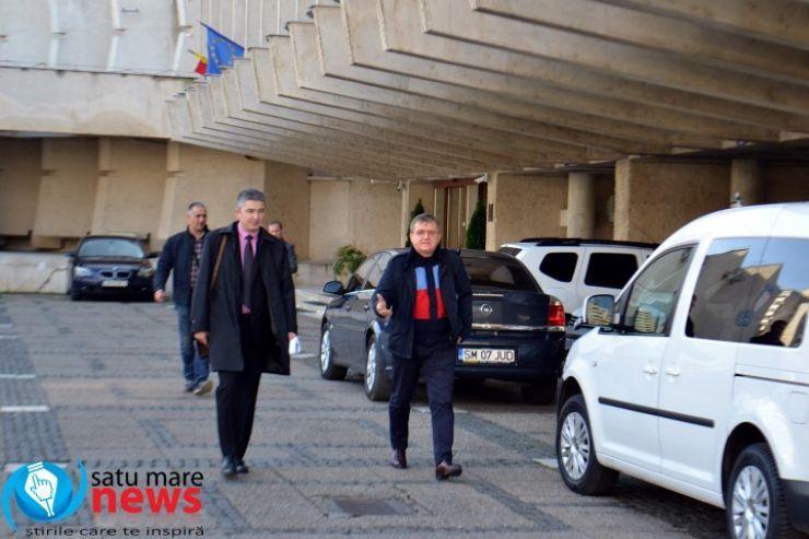 Mircea Govor, din nou în fața procurorilor DNA Oradea
