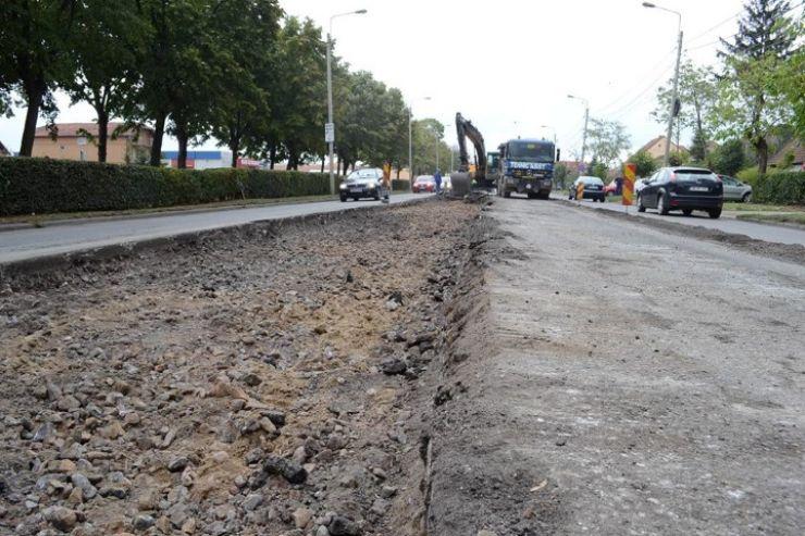 Lucrările la Drumul Careiului se reiau luni și vor fi finalizate până la sfârșitul anului